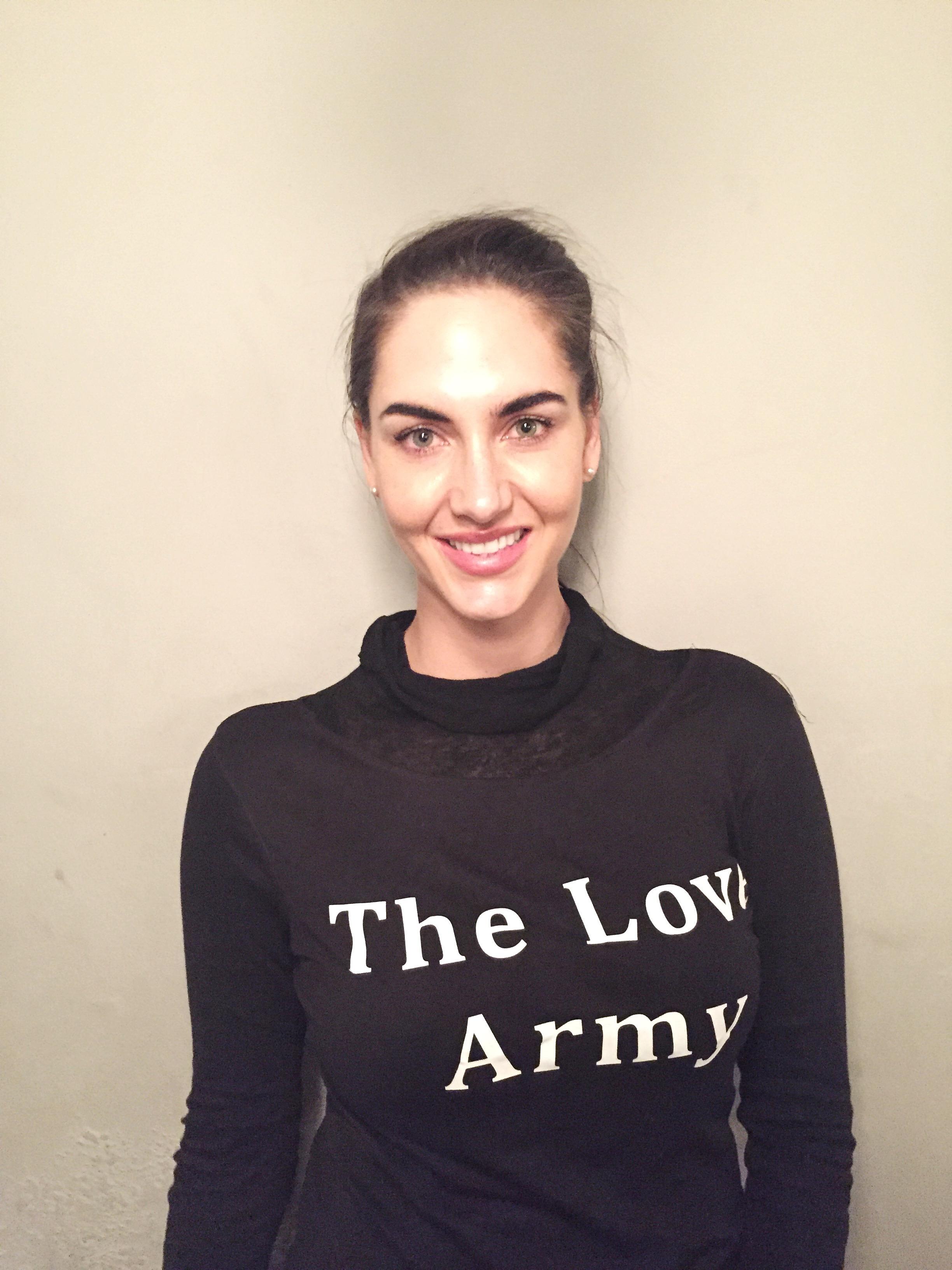 Gina Athans - The Love Army - Humans Of SA